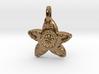 Starfish Charm Pendant 3d printed