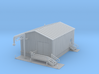 Water Building filling station Z scale 3d printed Water Fill Station building Z scale