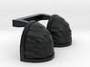 Scaled Shoulderpads 3d printed