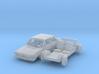 Volkswagen Derby 1 (N 1:160) 3d printed