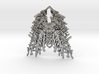 Parametric Necklace / Pendant / Brooch v.3 3d printed