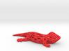 Voronoi Gecko 3d printed Voronoi Gecko