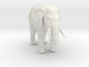 Printle Thing Elephant - 1/35 3d printed