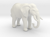 Printle Thing Elephant - 1/48 3d printed