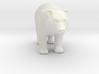 Printle Thing Bear 1/43.5 3d printed