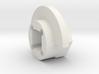 DX4 wheel adapter BS=11mm 3d printed