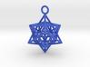 Pendant_Cuboctahedron-Star 3d printed
