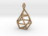 Pendant_Cuboctahedron-Droplet 3d printed