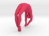 Yoga Wheel Bracelet 3d printed