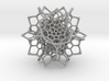 Christmas tree decoration ornament - 120cell_B1_r5 3d printed