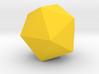 5 Icosahedron (twenty faces). 3d printed