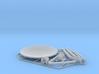 Satellite dish (30mm) 3d printed