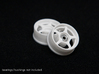Mini Z RWD Wheel Front offset 0 3d printed