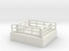 Boxring (mobil) - 1:220 3d printed