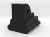 AUG Bottom Picatinny Rail (2-Slots) 3d printed
