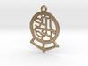 Key ring - IHS 3d printed