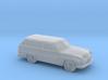1/120 1X 1949 Ford Custom Station Wagon 3d printed