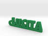 LUCITA_keychain_Lucky 3d printed