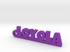 LOYOLA_keychain_Lucky 3d printed