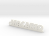 MACARIO_keychain_Lucky 3d printed
