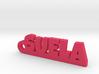 SUELA_keychain_Lucky 3d printed
