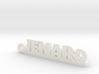 JENARO_keychain_Lucky 3d printed