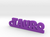 TAURO_keychain_Lucky 3d printed
