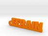 EFRAIN_keychain_Lucky 3d printed