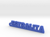 ESTRALITA_keychain_Lucky 3d printed