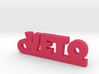 VETO_keychain_Lucky 3d printed