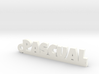 PASCUAL_keychain_Lucky 3d printed