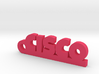 CISCO_keychain_Lucky 3d printed