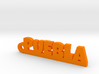 PUEBLA_keychain_Lucky 3d printed