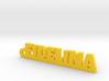 FIDELINA_keychain_Lucky 3d printed