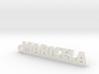 MARICELA_keychain_Lucky 3d printed