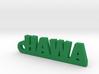 HAWA_keychain_Lucky 3d printed