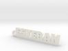 ESTEBAN_keychain_Lucky 3d printed