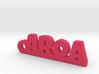 AROA_keychain_Lucky 3d printed