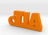 TIA_keychain_Lucky 3d printed