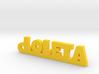 LOLETA_keychain_Lucky 3d printed