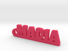 MADIA_keychain_Lucky 3d printed