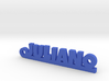 JULIANO_keychain_Lucky 3d printed