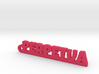 PERPETUA_keychain_Lucky 3d printed