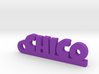 CHICO_keychain_Lucky 3d printed