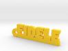 FIDELE_keychain_Lucky 3d printed