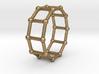 0344 Decagonal Prism V&E (a=1cm) #002 3d printed