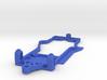 1/32 SCX Ferrari 288 GTO Chassis for Slot.it pod 3d printed