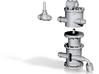 G Scale PRR A5 Compressor 3d printed PRR A5 Air compressor
