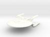 USS Ellison 3d printed