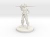 Heavy Weapon Lady Fighter 3d printed